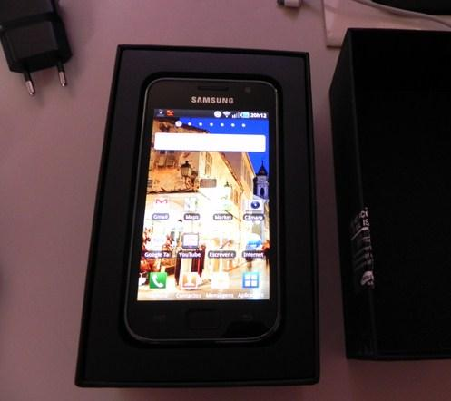 Tweaking Haptic Feedback on the Samsung Galaxy