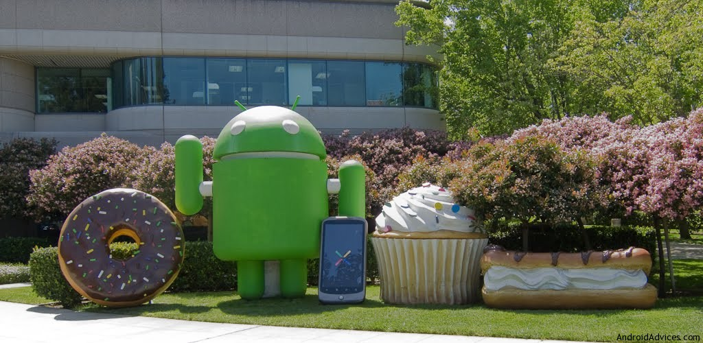 android sculpture