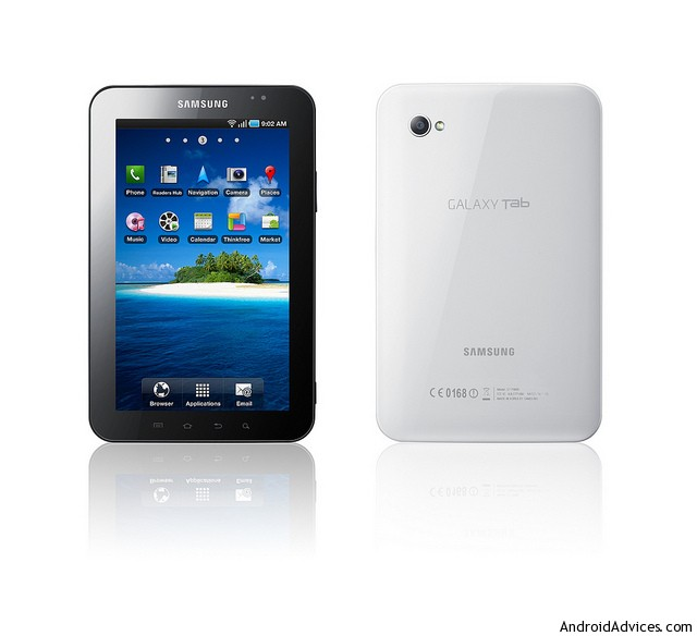 Samsung Galaxy Tab tops 600000 sales in a month