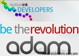 notion ink adam logo