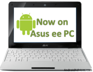 Asus Android eePC