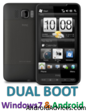 Dual Boot HD2 Logo