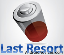 Last Resort Logo