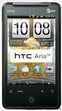 How to Flash CyanogenMod 7 to HTC Aria - Android Advices