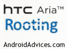 htc aria Rooting