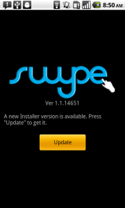 update swype