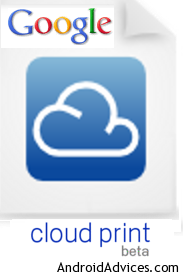 CloudPrint Logo