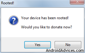 Device Rooted