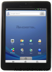 Pandigital Novel Reader 1