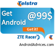 Telstra Android