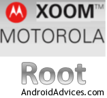 Xoom Rooting Logo