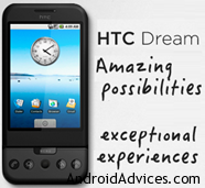 HTC Dream Logo
