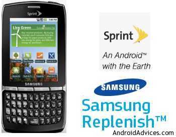 Samsung Replenish Logo
