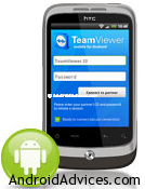 TeamViewer for Android logo