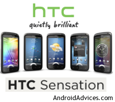 htc Sensation Logo