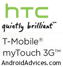 my touch 3G Logo