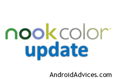 nook color logo