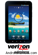 verizon wireless Tab Logo