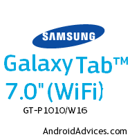 Galaxy Tab WiFi Logo