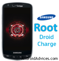 Samsung Droid Charge Logo