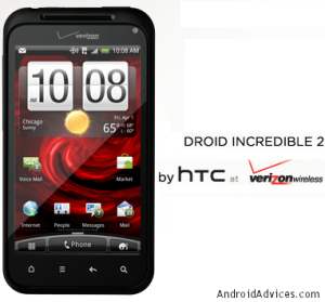 Droid Incredible 2 Logo