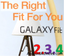 Galaxy FIT 2.3.4 Logo