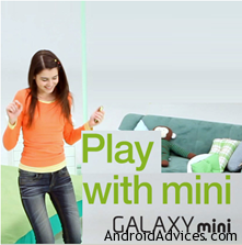 Galaxy mini Logo