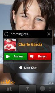 Oovoo Android App