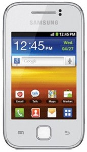 Samsung Galaxy Y Young S5360