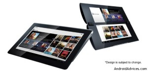 Sony Tablets S1 and S2