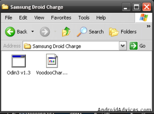 Droid Charge Rooted Extracted Files