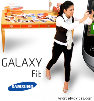 Galaxy FIT Logo