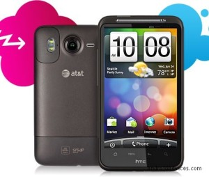 Update HTC Inspire 4G with ICS Android 4.0.3 Firmware
