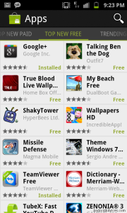 Top New Free