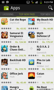 Top New Paid