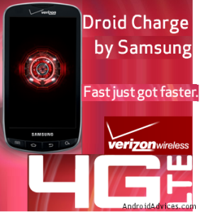 Verizon Droid Charge Logo