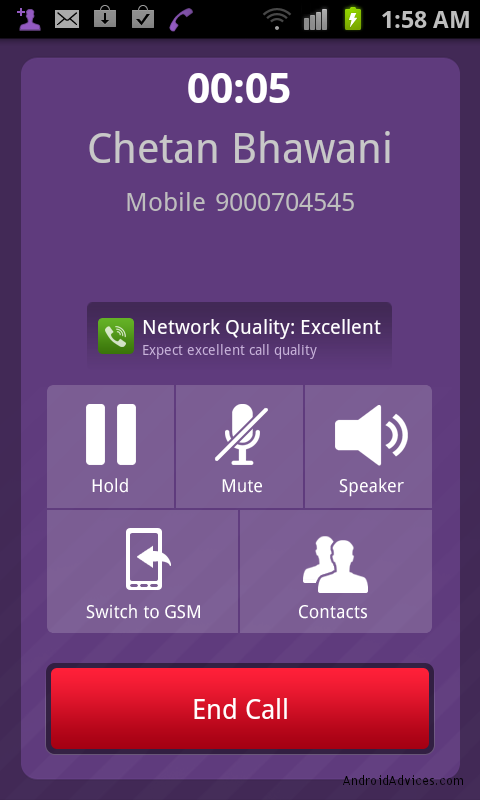 Make Free Voip Calls On Android Wifi Or 3g Android Advices