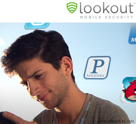 lookout Mobile Security Logo