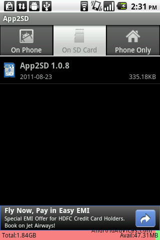 Bulk Move Apps to SD Card & Get New Apps Notifications ...