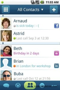 how to add birthdays to samsung contacts