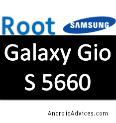Root Galaxy Gio Logo