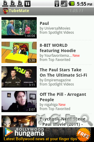 how to download and save youtube videos on android phone