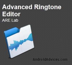 Advanced Ringtone Editor Logo