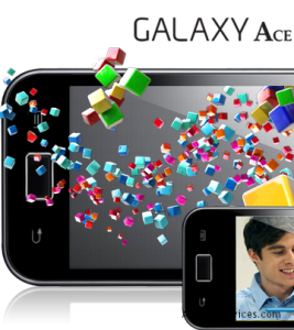 Galaxy Ace Logo