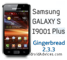 Galaxy S Plus Logo