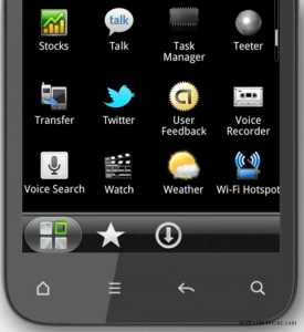 HTC Sensation WiFi Hotspot