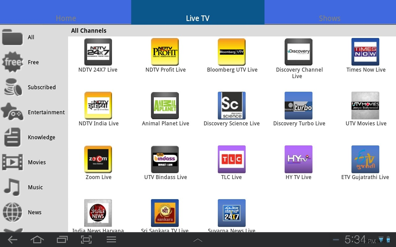 Live tv channels watch live tv live free tv sony tv download lengkap Home tv channel