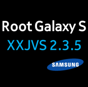 Root Galaxy S Logo