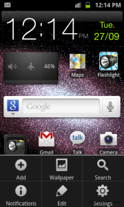 Samsung Galaxy S2 Settings