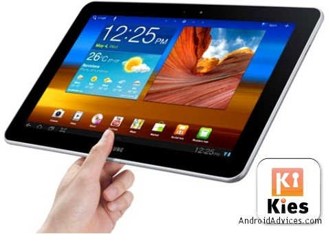 galaxy tab sync transfer files music photos with pc. Black Bedroom Furniture Sets. Home Design Ideas